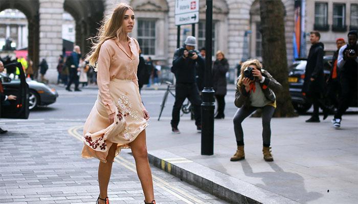 英伦风的服装风格