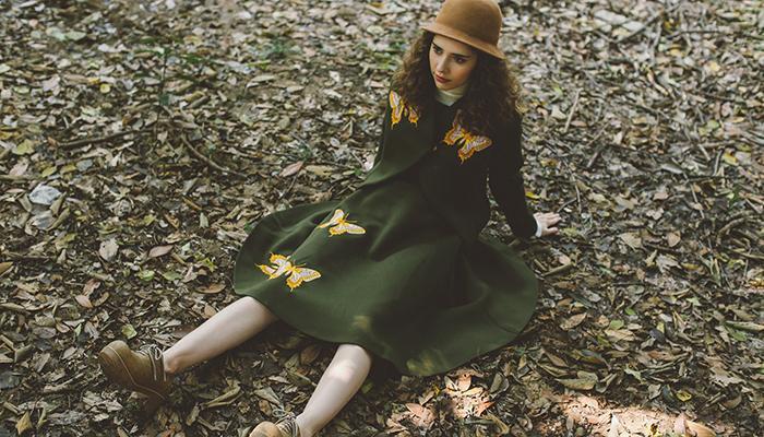 森女系服装