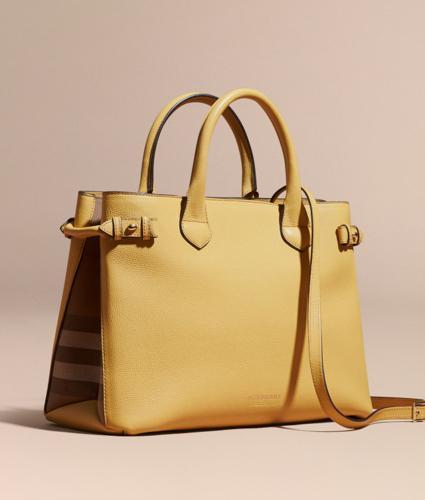 巴宝莉女士包包
