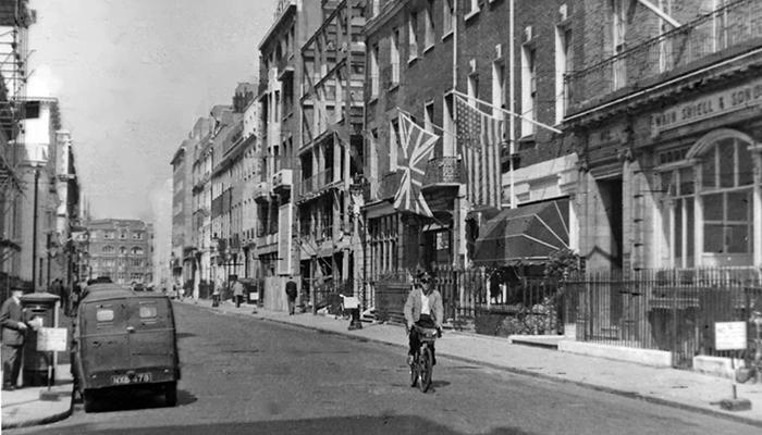 英国萨维尔街