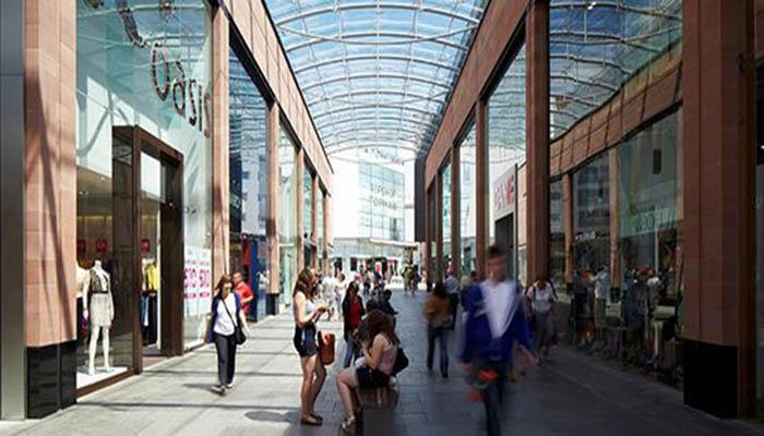 Princesshay Shoppinng Center