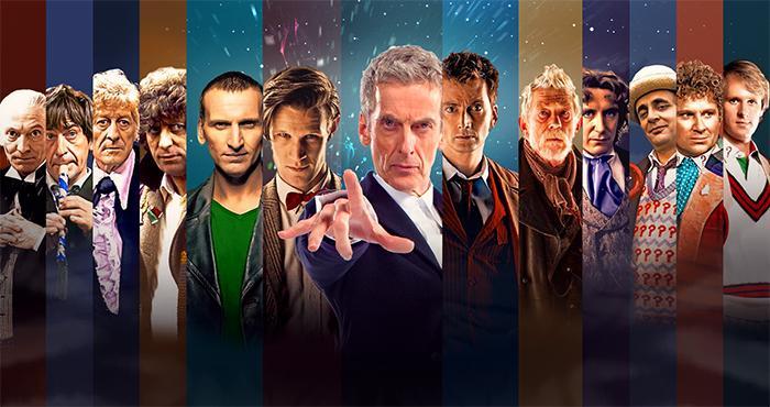 Doctor Who(《神秘博士》)