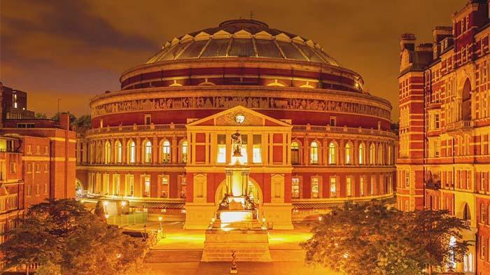 皇家阿尔伯特音乐厅(RoyalAlbertHall)