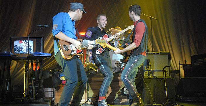 Coldplay(酷玩乐队)