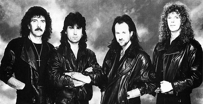 Black Sabbath(黑色安息日乐队)