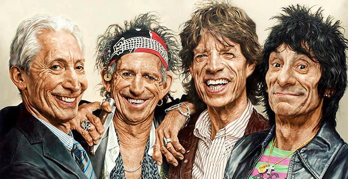 The Rolling Stones(滚石乐队)