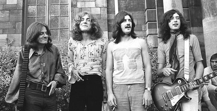 Led Zeppelin(齐柏林飞船)