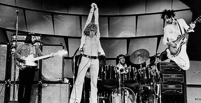 The Who(谁人乐队)