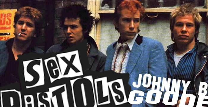 Sex Pistols(性手枪乐队)