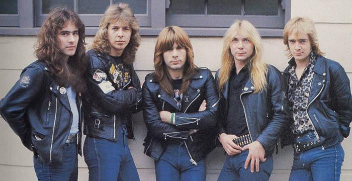 Iron Maiden(铁娘子乐队)