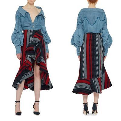 JOHANNA ORTIZ M'O Exclusive Alexia Skirt