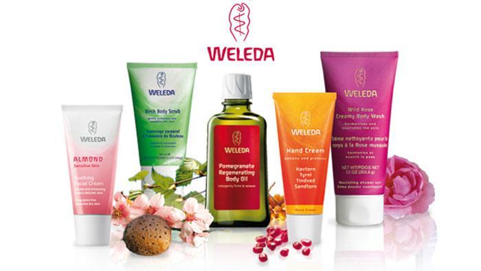 Weleda(维蕾德)