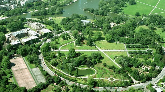 伦敦摄政公园(Regent's Park)