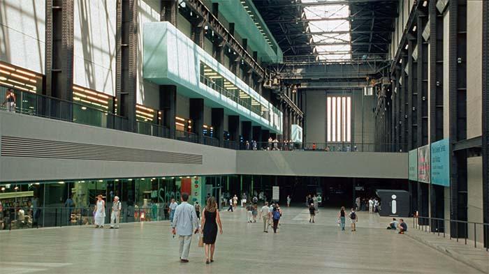 泰特现代美术馆(Tate Gallery of Modern Art)