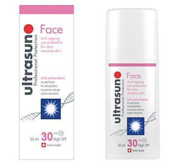 UltraSun SPF 30 Face Sun Lotion