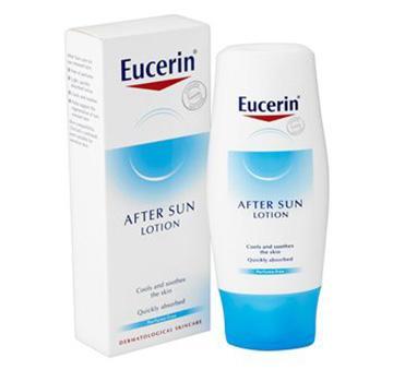 Eucerin® After Sun Lotion