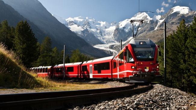 欧洲火车通票