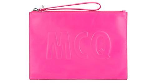 McQ Alexander McQueen Women's Pouch Clutch