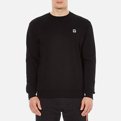McQ Alexander McQueen Men's Coverlock Crew Sweatshirt