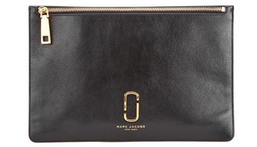 Marc Jacobs Women's J Marc Large Cluth Bag
