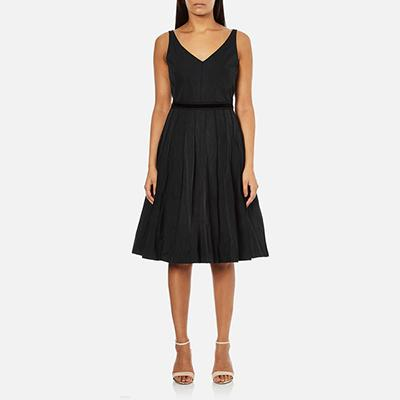 Marc Jacobs Women's Sleeveless V-Neck Dress