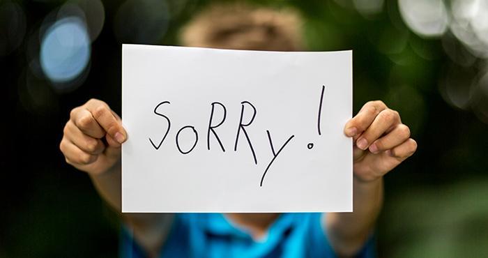 英国人说对不起