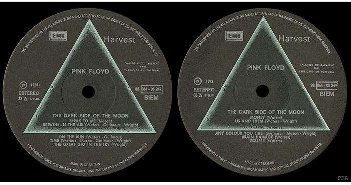 【The Dark Side of the Moon】Pink Floyd