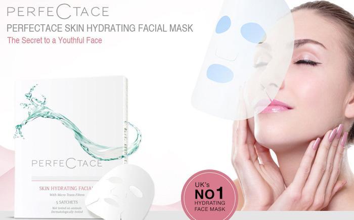 秋季保湿面膜推荐之Vitamin Planet Perfectace Skin Hydrating Facial Mask(VP完美肌肤补水保湿面膜)