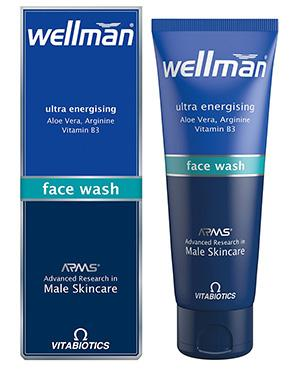 Wellman Face Wash(洗面奶)