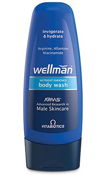 Wellman Body Wash(沐浴露)
