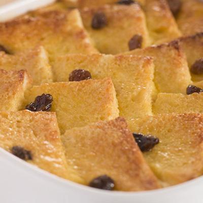 面包黄油布丁(Bread & Butter Pudding)