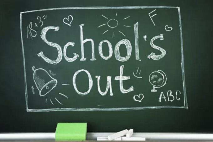 Image result for 学校放假了