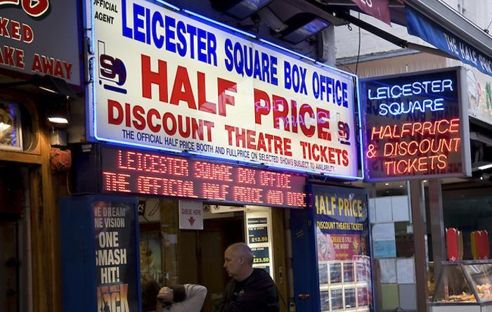如何在伦敦买歌剧票
