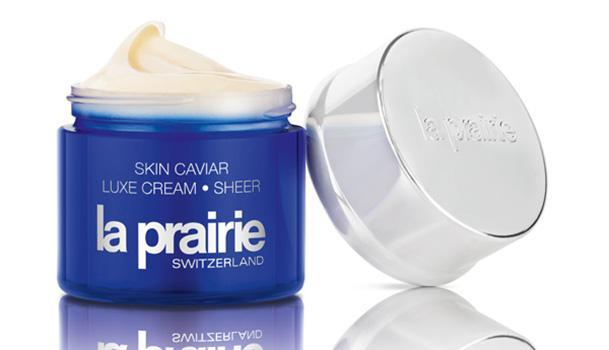 La Prairie Skin Caviar Luxe Cream sheer鱼子精华琼贵乳霜