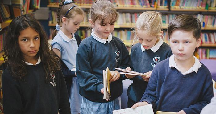 中英小学教育现象比较