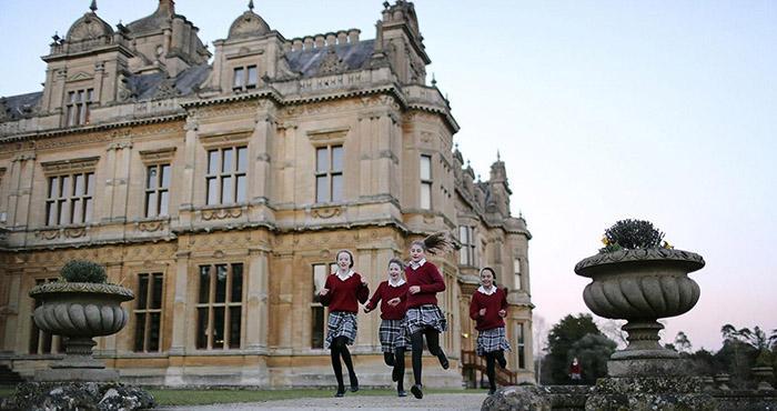 英国的私立中学