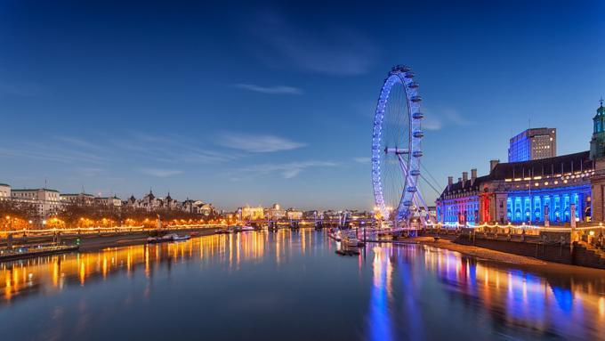 伦敦旅游之伦敦眼