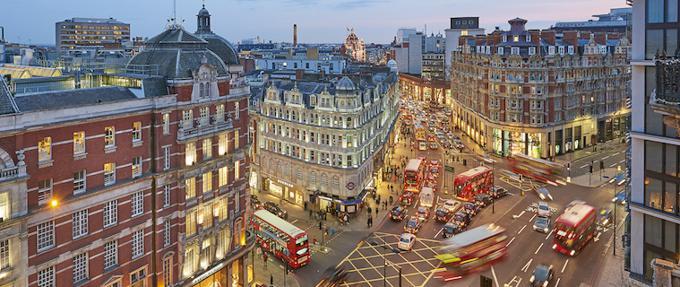 伦敦旅游之哈罗德