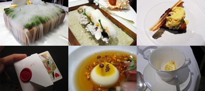 伦敦旅游之米其林餐厅