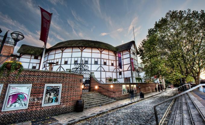 伦敦旅游之莎士比亚环球中心
