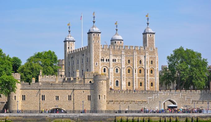 伦敦旅游之伦敦塔