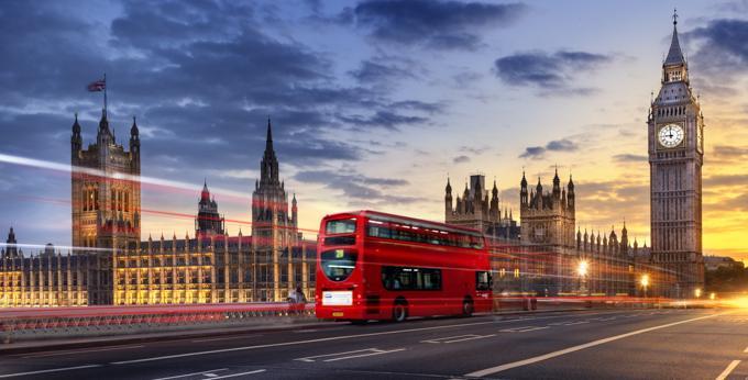 伦敦旅游之大本钟