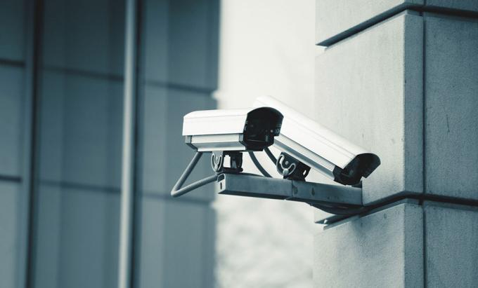 英国的CCTV