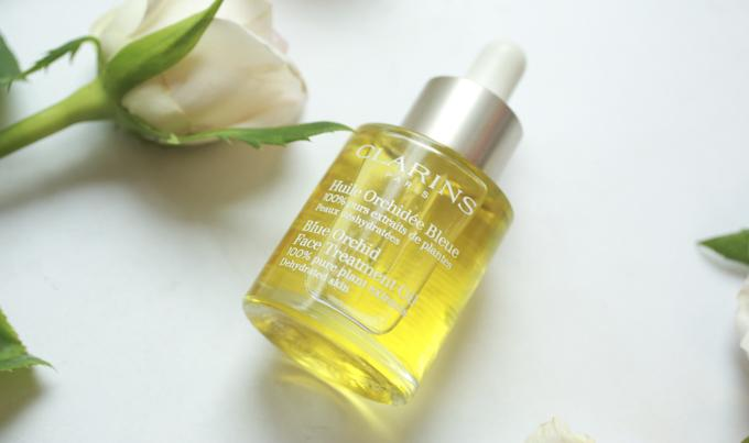 CLARINS Huile Orchidee Bleue Oil