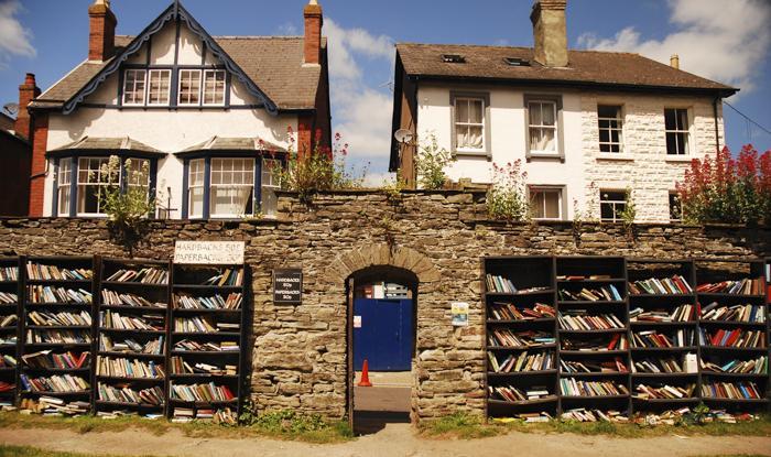 【Hay-on-Wye】书镇王国——英国海伊小镇