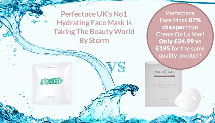 La mer VS Perfectace Skin Hydrating Facial Mask
