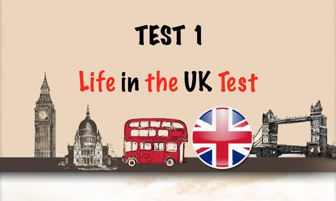 Life In The UK英国入籍考试