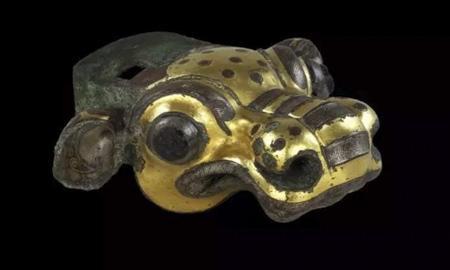 铜牛头 东周时期公元前4th-3rd世纪