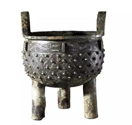铜鼎 商朝12th-11th 世纪