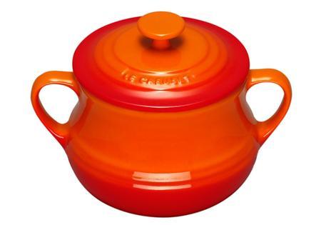 铸铁珐琅汤锅